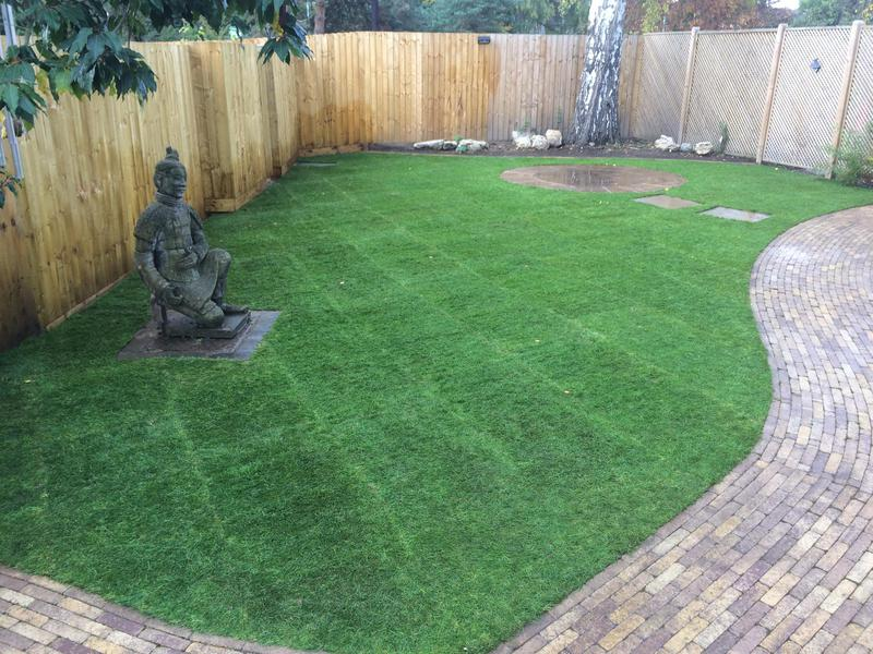 Image 8 - New real turf lawn after warwick