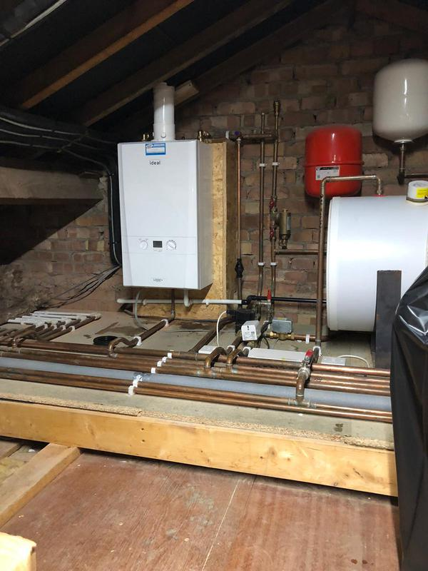 Image 12 - Complete new heating systems installed