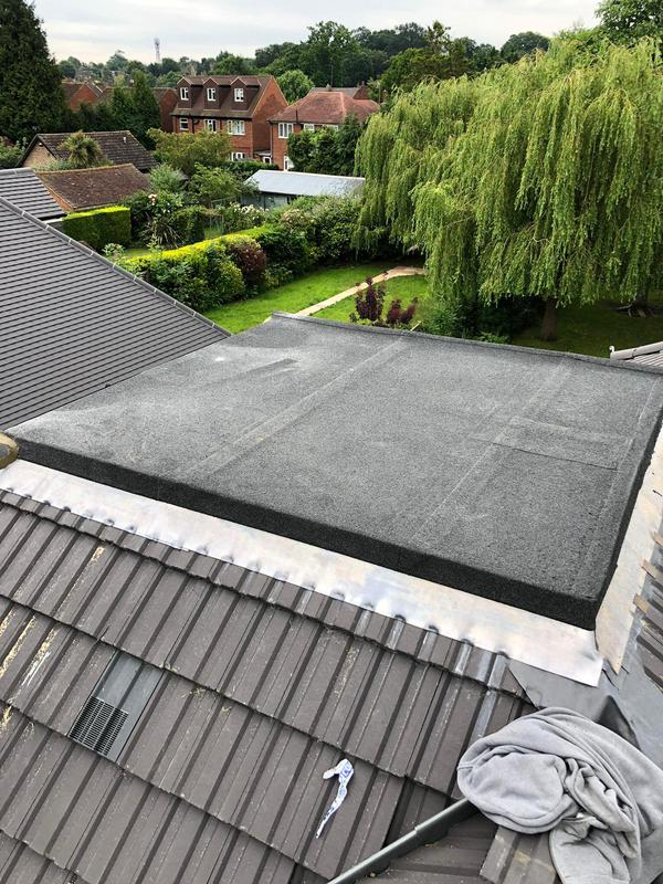 Image 19 - Crown flat roof installation in Addlestone