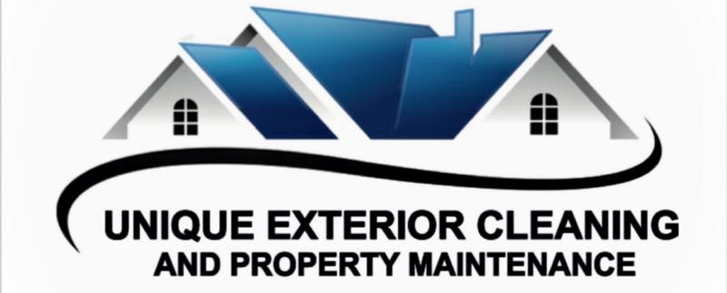 Unique Exterior Cleaning & Property Maintenance logo