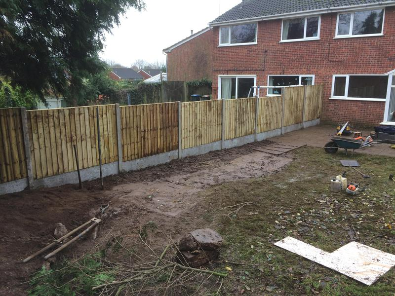 Image 23 - New fence panels Coventry 2019