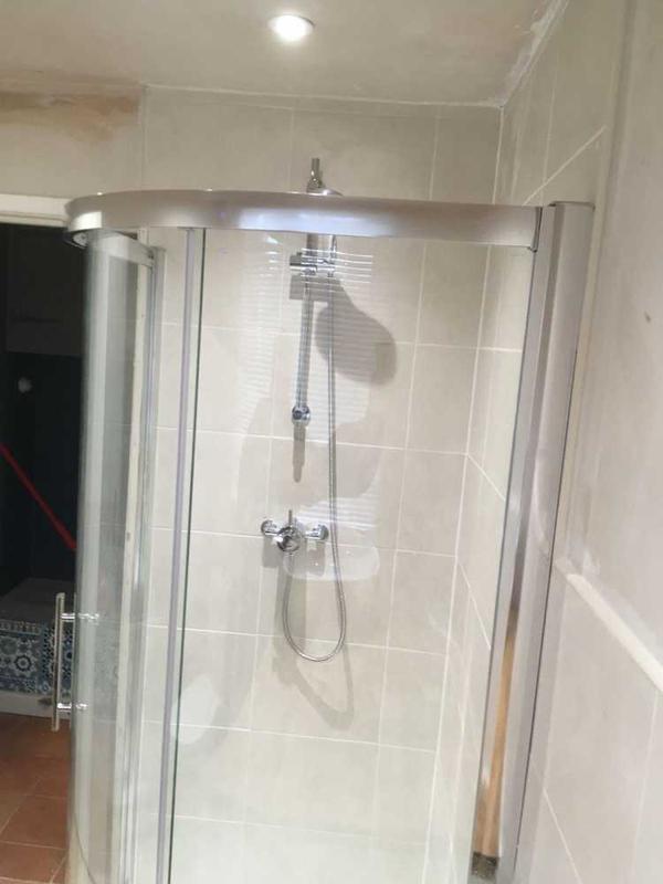 Image 26 - bathroom refit in by s1 builders norfolk