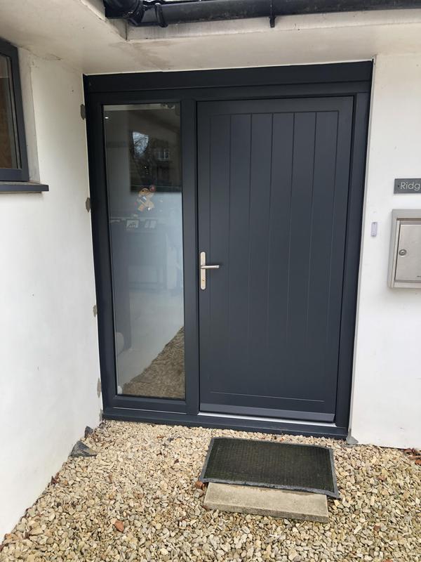 Image 35 - Engineered timber door
