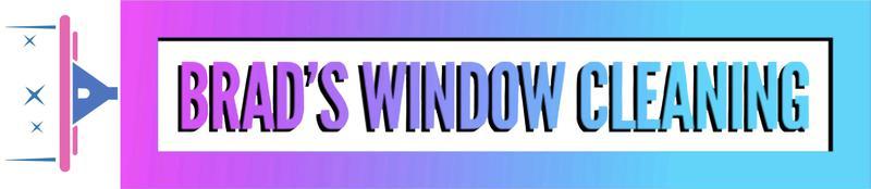 Brad's Window Cleaning logo