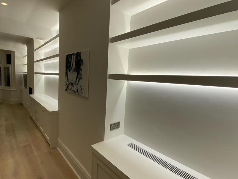 Image 4 - Fitted alcove cabinets