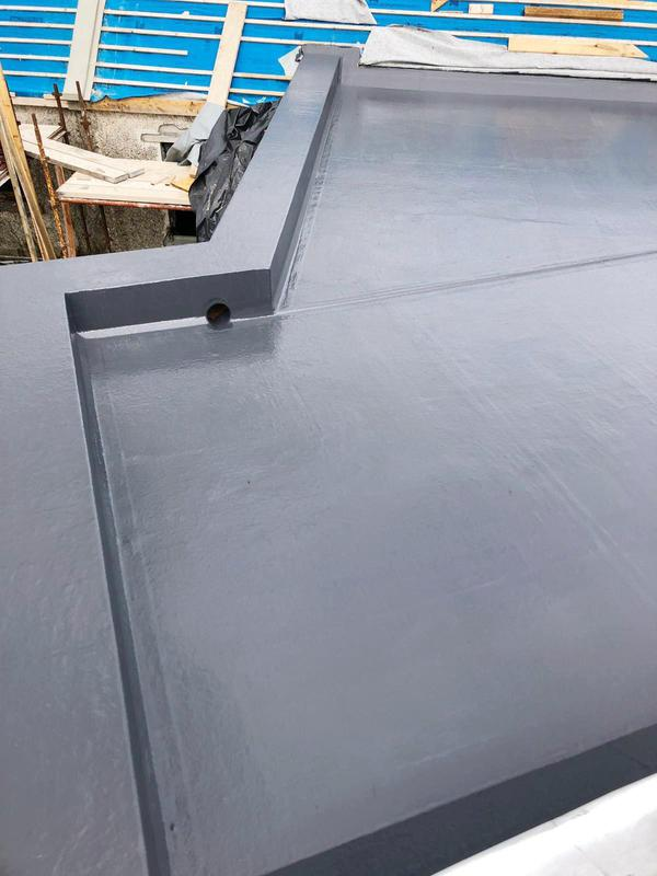 Image 38 - Fix-r liquid flat roof
