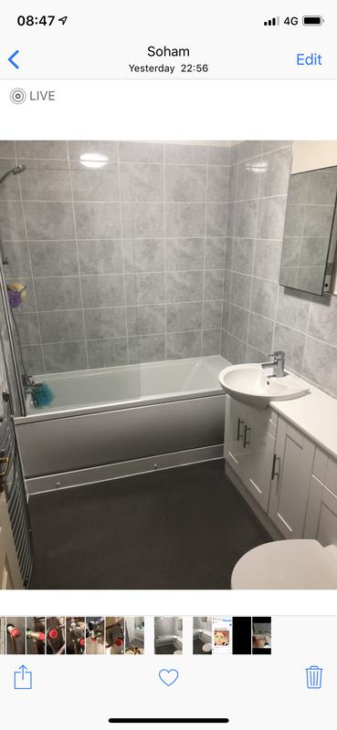 Image 5 - Total bathroom refurbishment in Ely recently