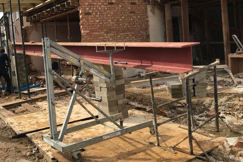 Image 15 - RSJ steel Beam