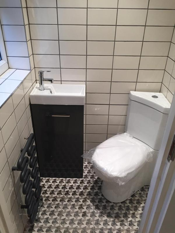 Image 11 - New downstairs toilet 🚾 installed