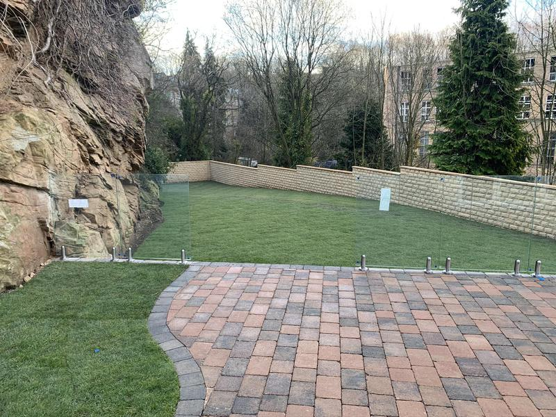 Image 4 - Stone wall/garden renovation