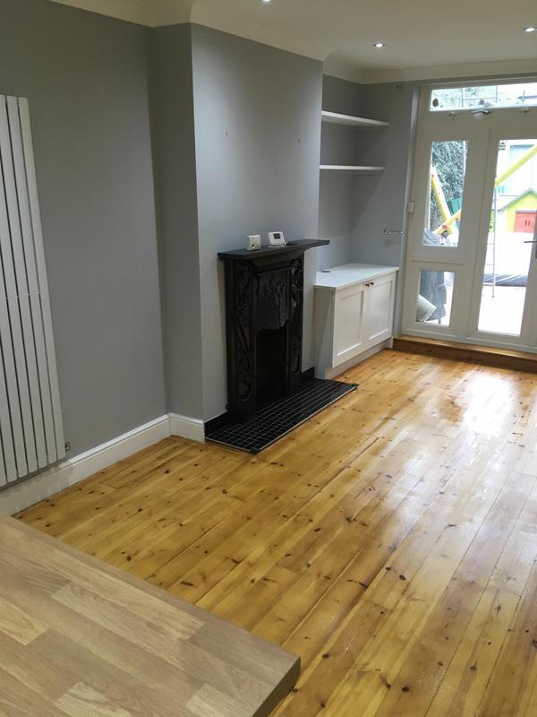 Image 35 - Brentford project - living room 1