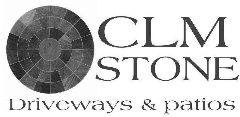 CLM Stone Driveways & Patios logo