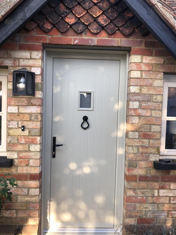 Image 42 - Engineered timber door