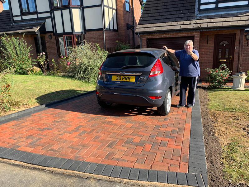 Image 25 - Block paving