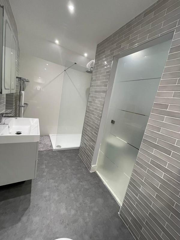 Image 1 - Completely new en-suite and walk in dressing room created from scratch between 2 bedrooms