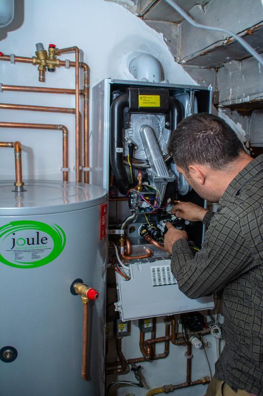 Image 15 - Boiler set up