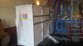 Image 48 - HSE Licensed Removals -Three Stage Airlock, Required For Basic Decontamination