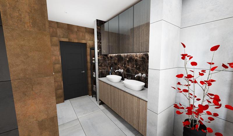 Image 26 - Bathroom design.