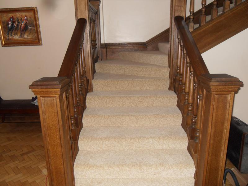 Image 41 - Victorian staircase refurbishment