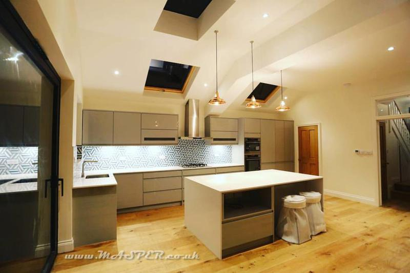 Image 1 - Complete new extension with new kitchen