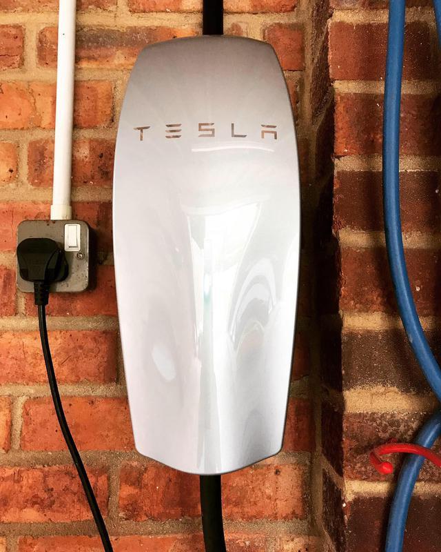 Image 11 - Tesla EV charger installed