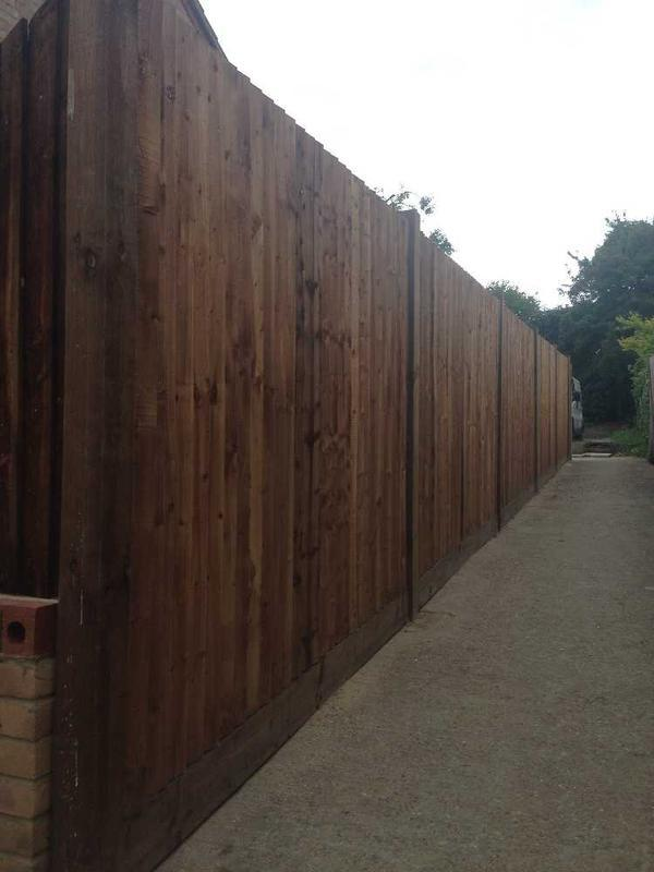 Image 20 - all types of fencing supplied and fitted