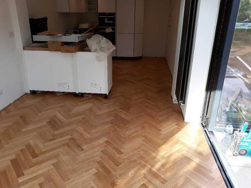 Image 87 - oak parquet flooring