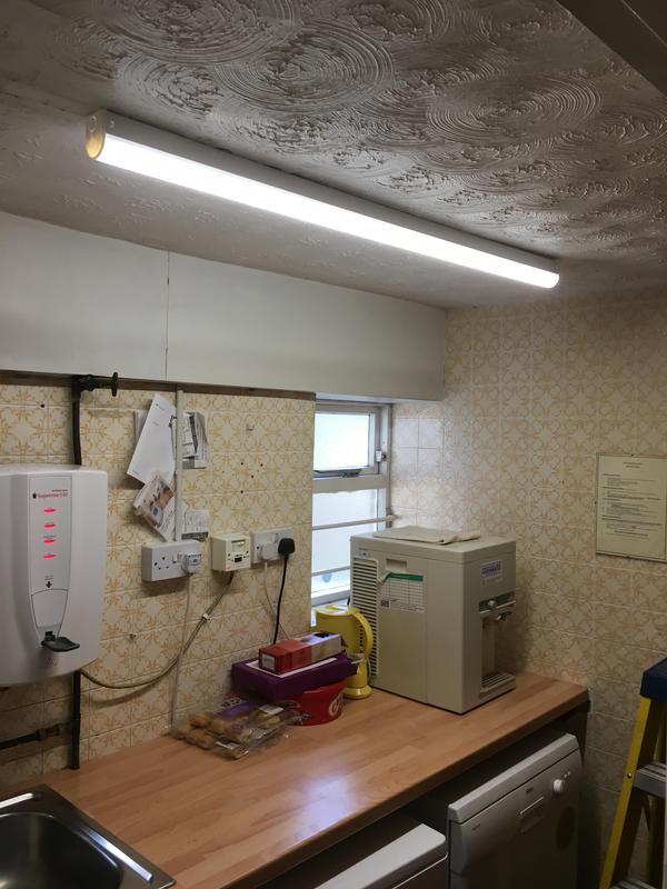 Image 8 - New led fitting. Bryden Electrical