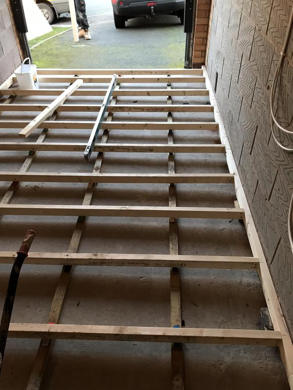 Image 8 - Garage conversion floor