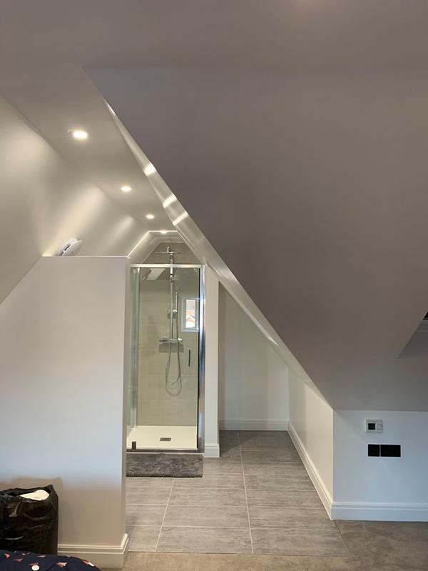 Image 19 - rear extension, loft conversion, full renovation, Rickmansworth