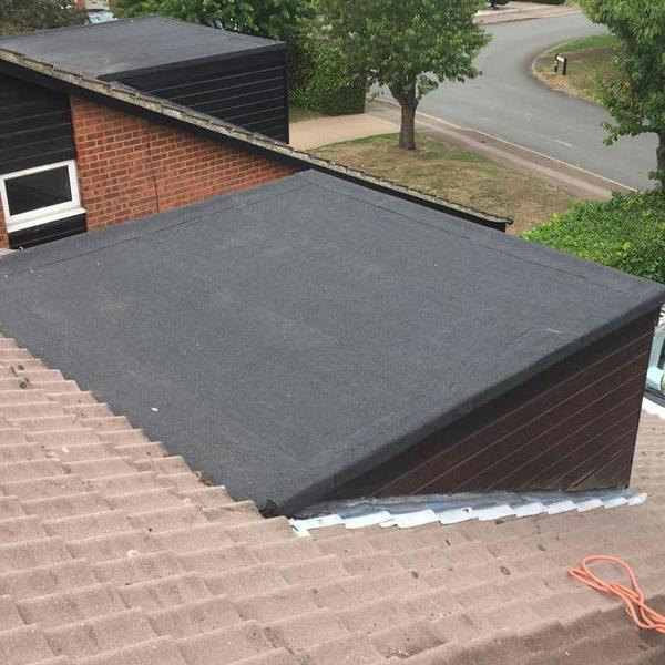 Image 170 - Complete new flat roof in Hitchin