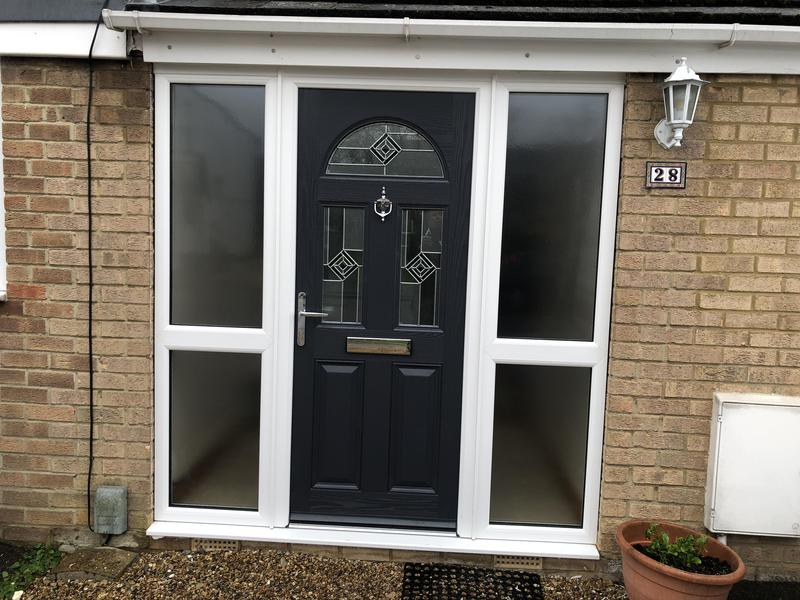 Image 22 - Composite door