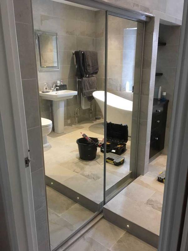 Image 32 - bathroom renovation in bircham by s1 builders norfolk