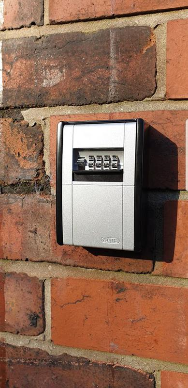 Image 8 - We supply and fit key safes and other shared security devices