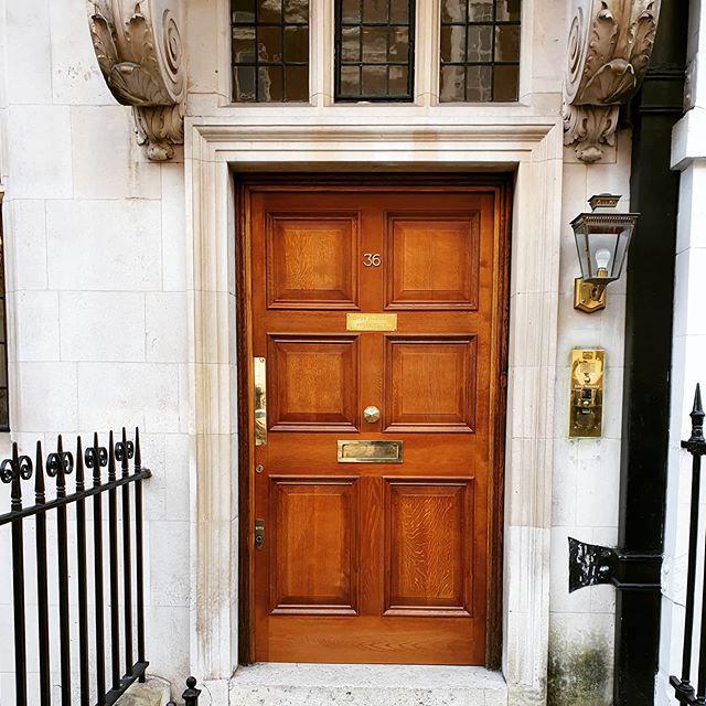 Image 32 - European oak door