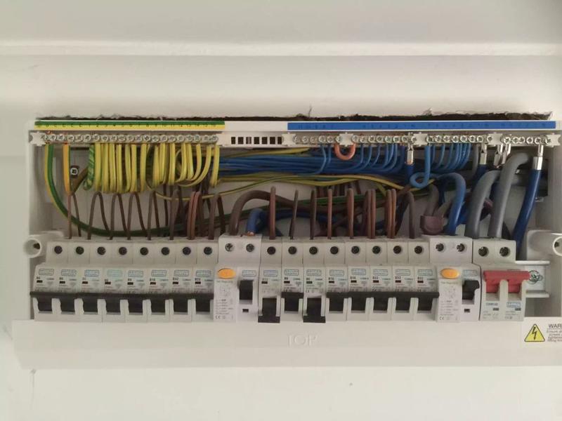 Image 23 - consumer unit stevenage