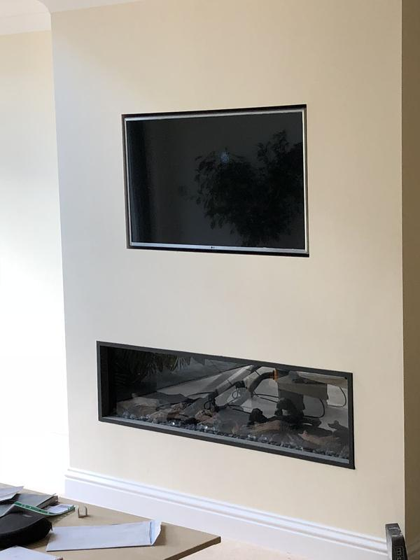 Image 16 - Recess / flush tv mount