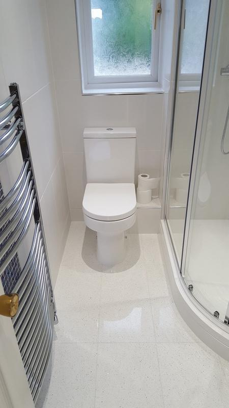 Image 19 - Complete bathroom refit - see our facebook page for before pictures!
