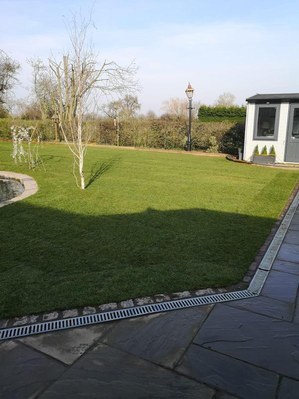 Image 11 - Garden renovation