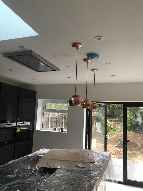 Image 2 - Kitchen electrical installation