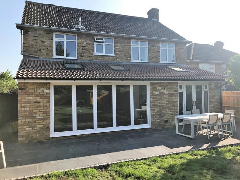 Image 20 - Rear extension & extensive internal remodelling
