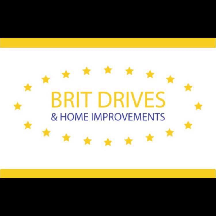 Brit Drives & Home Improvements logo