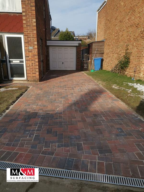 Image 67 - Brindle block paving