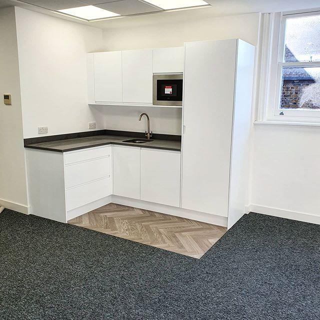 Image 27 - Office kitchen