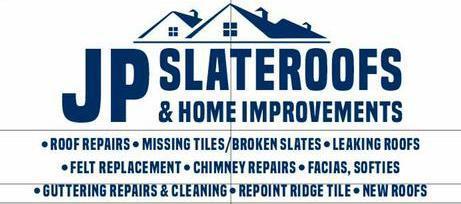 JP Slate Roofs & Home Improvements logo
