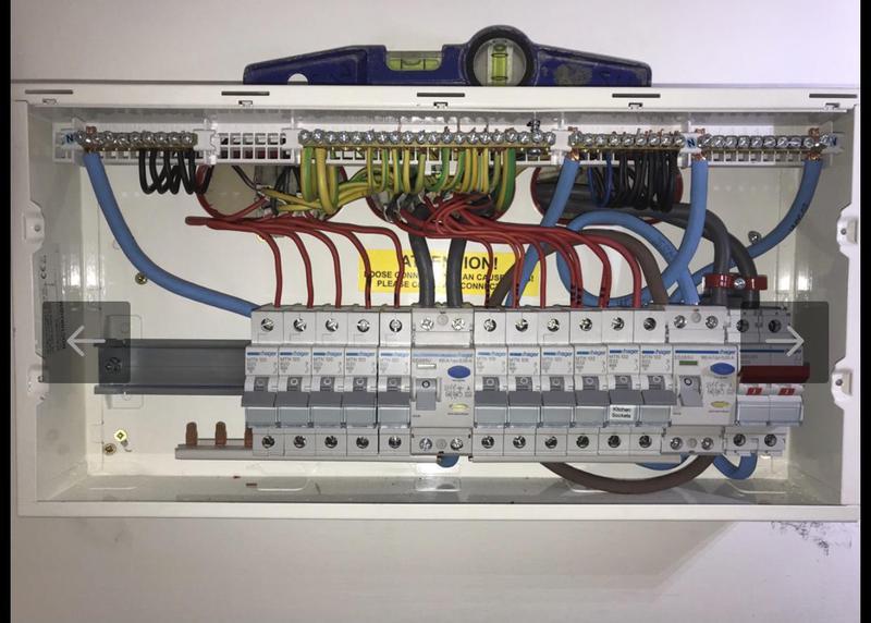 Image 17 - Upgraded fuseboard