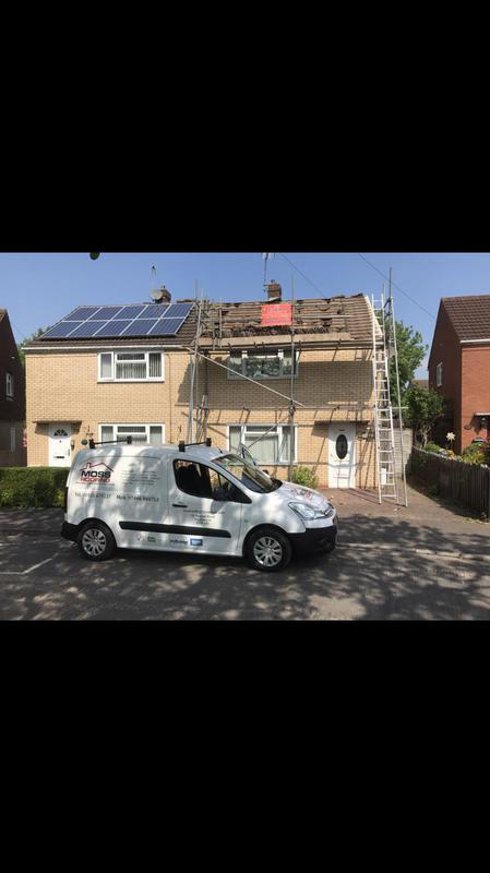 Image 11 - New roof in Leamington spa