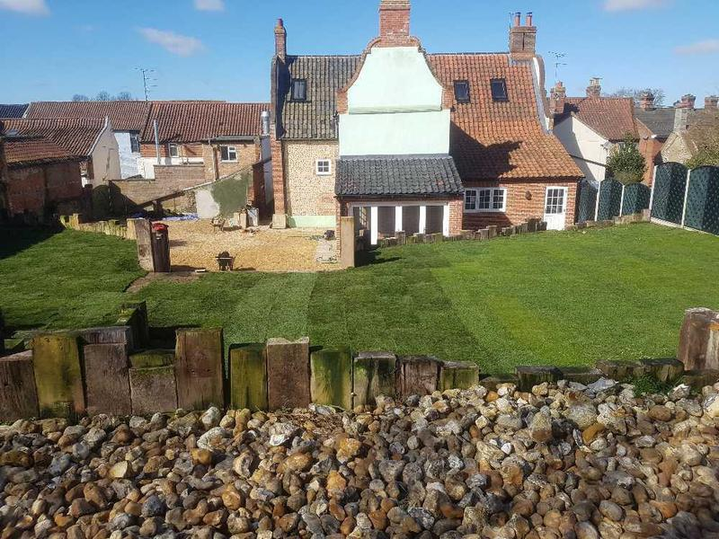"""Image 17 - Part of the renovation of """"the star"""" in fakenham by s1 builders norfolk"""