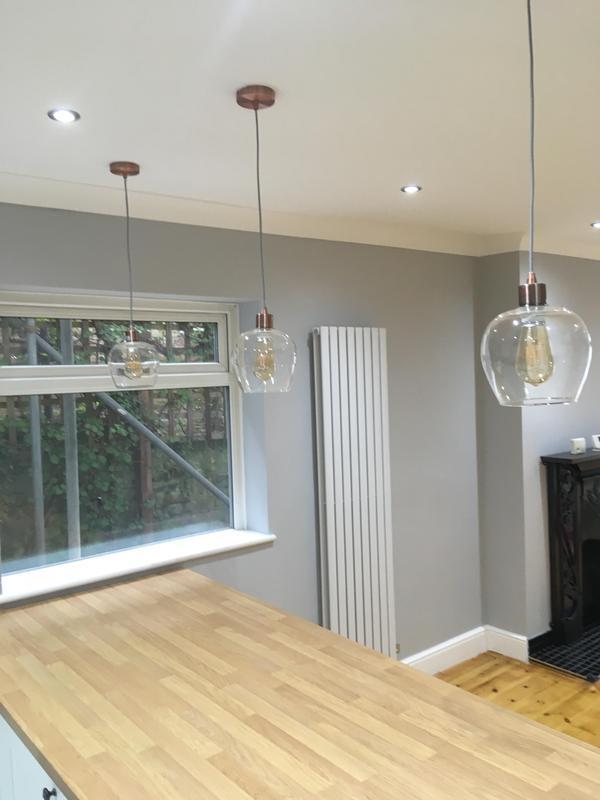 Image 33 - Brentford project - kitchen/breakfast bar 4