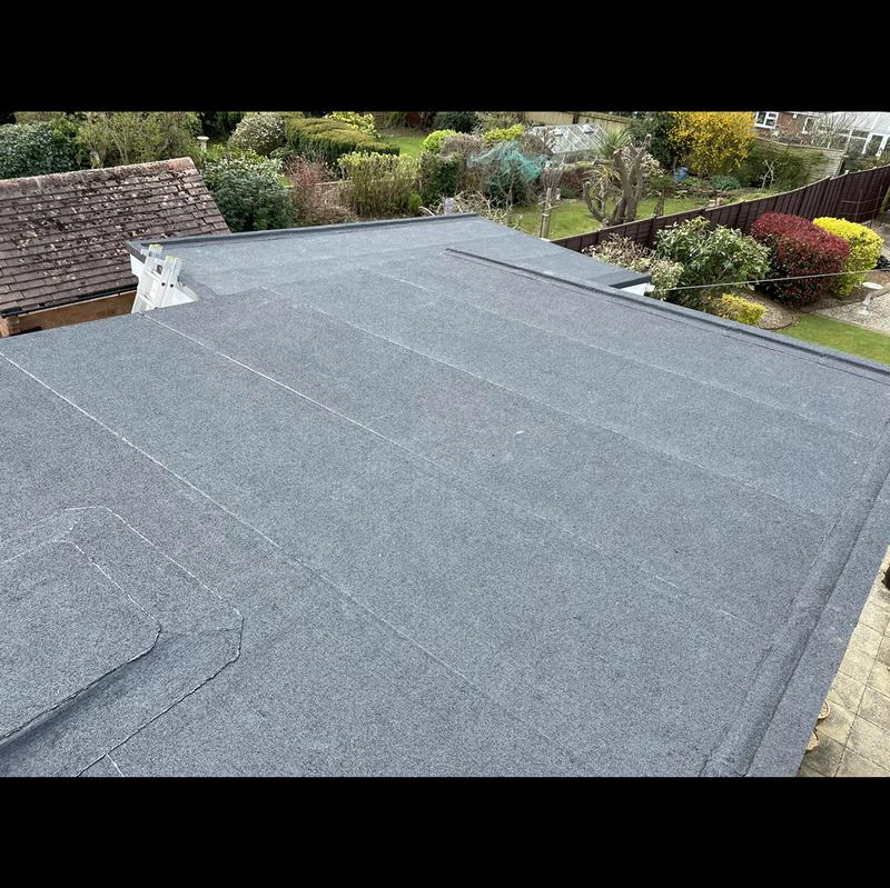 Image 16 - Lovely finished roof